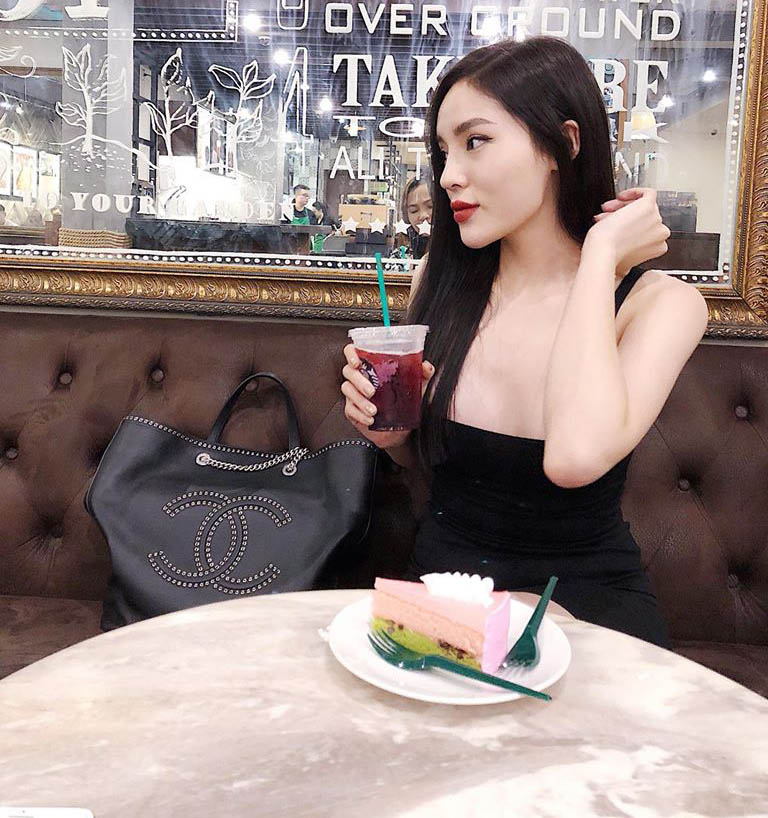 Hoa hậu Kỳ Duyên nói gì khi bị chê phẫu thuật thẩm mỹ quá đà? - hình ảnh 2