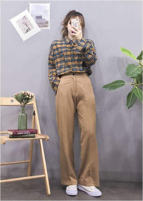 Hè này, diện kiểu quần gì vừa hợp mốt lại vừa thoải mái? - hình ảnh 9