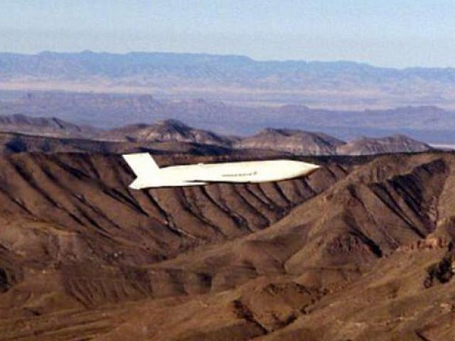Mỹ tấn công Syria: Lần đầu tiên dùng tên lửa tàng hình 1,4 triệu USD