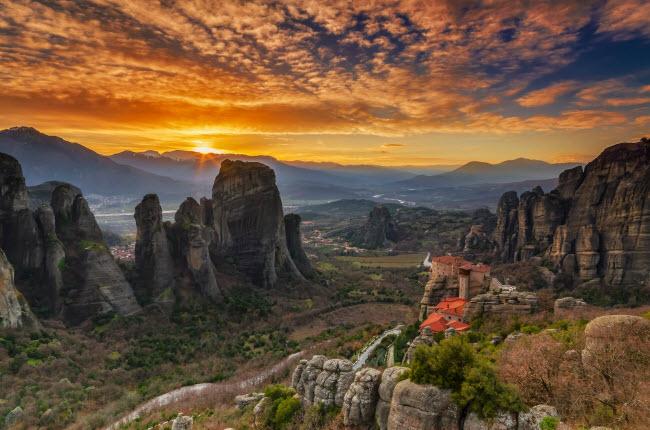 Những ngôi làng đẹp ngỡ như trong truyện cổ tích - hình ảnh 14
