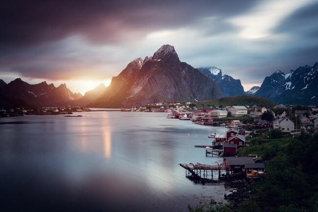 Những ngôi làng đẹp ngỡ như trong truyện cổ tích - hình ảnh 16