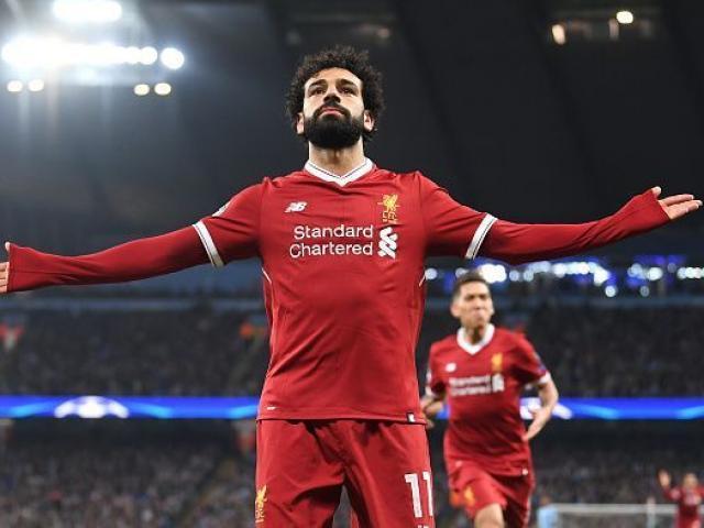 """""""Siêu nhân"""" Salah 200 triệu bảng: """"Kì quan kèo trái"""" Ngoại hạng Anh"""
