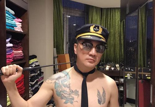"""Đàm Vĩnh Hưng, Tuấn Hưng, Sơn Tùng MTP: Sao nam nào """"nghiện"""" xăm nhất? - hình ảnh 1"""