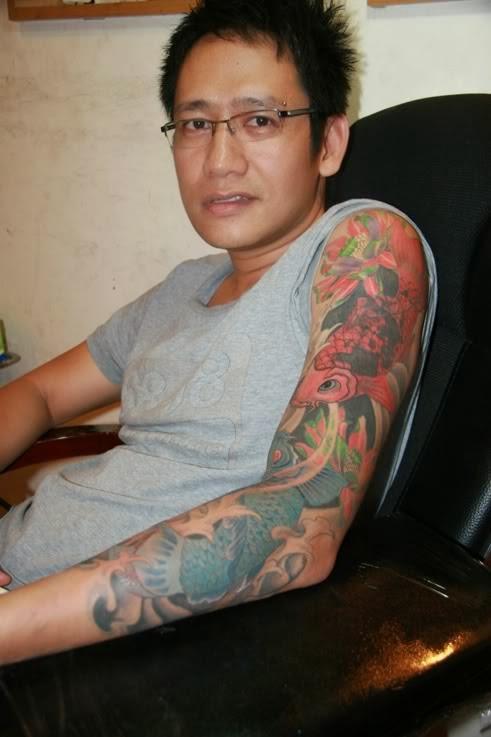 """Đàm Vĩnh Hưng, Tuấn Hưng, Sơn Tùng MTP: Sao nam nào """"nghiện"""" xăm nhất? - hình ảnh 10"""