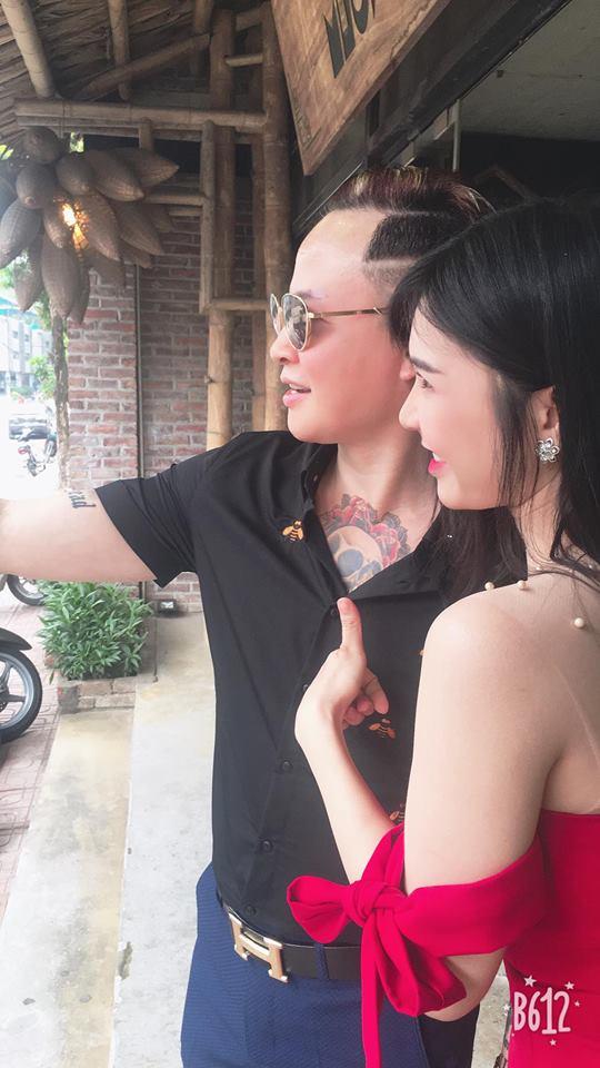 Thanh Bi diện váy trễ nải, Việt Anh gây sốc với tạo hình mới - hình ảnh 4