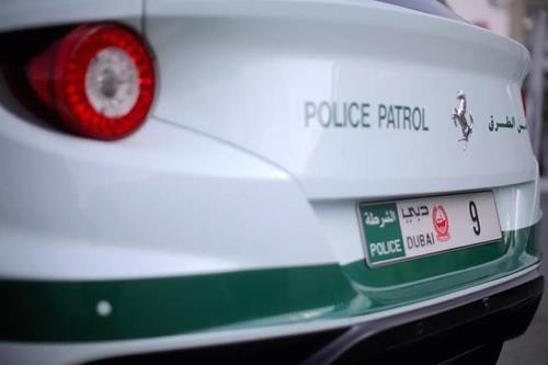 Dubai ra mắt biển xe thông minh, tự động báo cảnh sát, trừ tiền khi phạm luật - 1