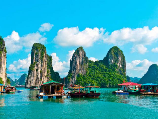 Hạ Long lọt top 22 thành phố có phong cảnh đẹp nhất trên thế giới