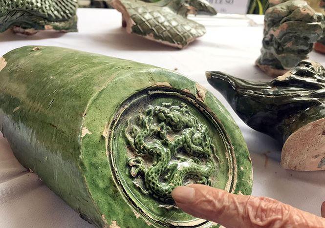"""""""Kho báu"""" hơn 700 tuổi dưới Hoàng Thành – Thăng Long - hình ảnh 1"""