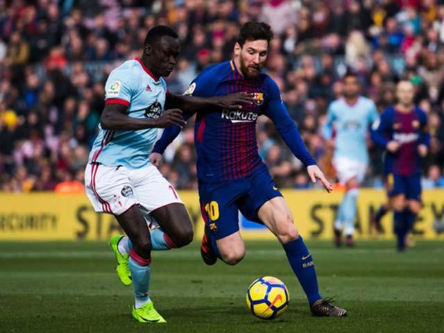 Celta Vigo – Barcelona: Giấc mơ bất bại & hiểm địa Balaidos đón Messi