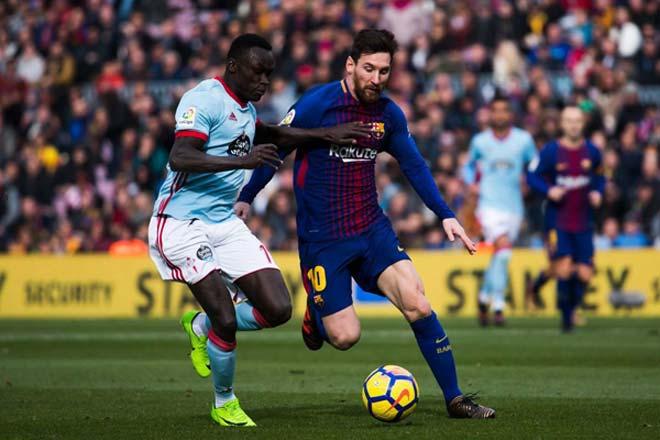 Celta Vigo – Barcelona: Giấc mơ bất bại & hiểm địa Balaidos đón Messi - 1