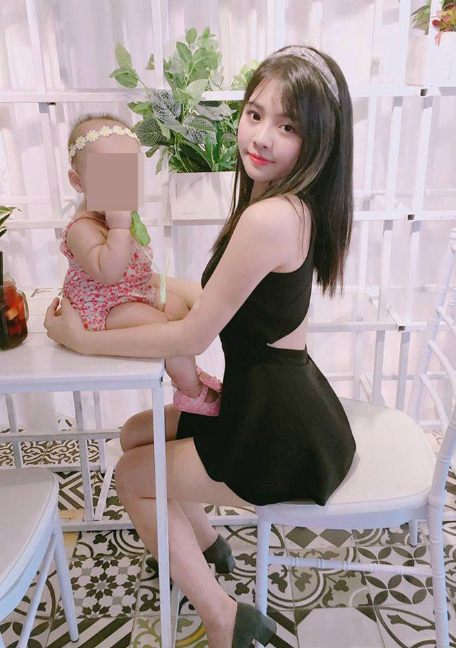 Tung khoc vi xau van dam ban hang online ba me don than Tay