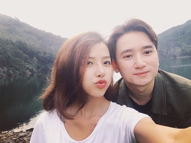 Phan Mạnh Quỳnh quá yêu và chiều chuộng bạn gái hot girl Khánh Vy