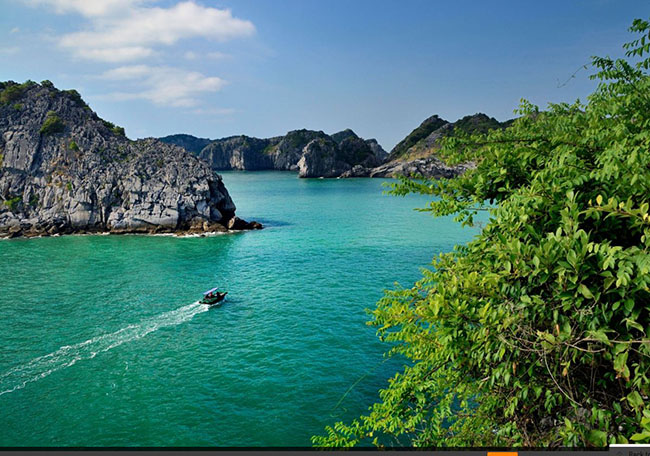 Top the most beautiful scenery in Vietnam in the eyes of foreign tourists - 1