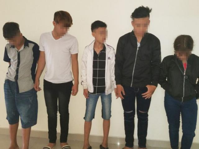 Tóm gọn nhóm cướp nhí từ Đà Nẵng vào Hội An hành nghề