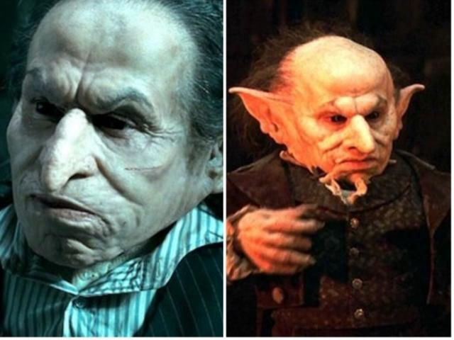 """""""Quỷ lùn"""" của phim Harry Potter qua đời ở tuổi 49 vì ngộ độc rượu"""