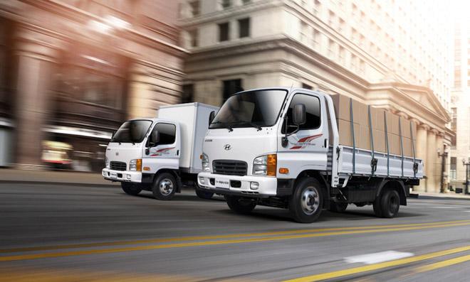 Hyundai ra mắt xe tải hoàn toàn mới, giá từ 480 triệu đồng - 1