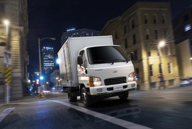 Hyundai ra mắt xe tải hoàn toàn mới, giá từ 480 triệu đồng - 2