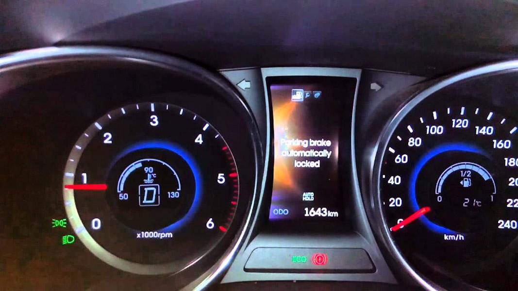Hệ thống tự động giữ phanh Auto Hold là gì? - 2