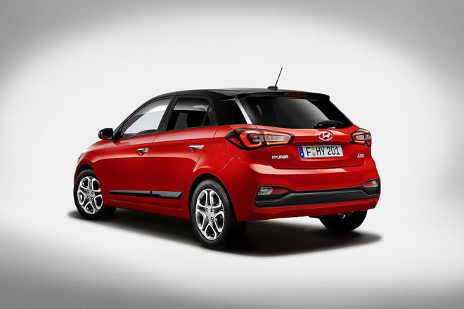 Hyundai i20 2019 hoàn toàn mới: Trẻ trung và hiện đại hơn - 3