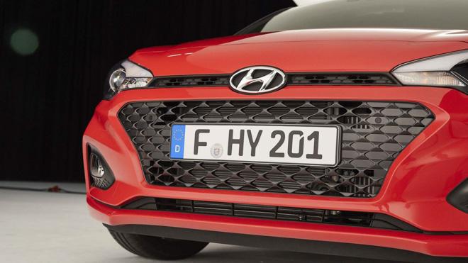Hyundai i20 2019 hoàn toàn mới: Trẻ trung và hiện đại hơn - 5