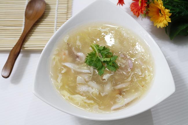 Cách nấu súp hải sản thơm ngon cho cả gia đình