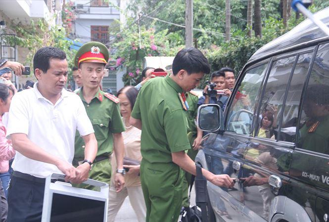 """Nghi vấn giám đốc CA Đà Nẵng liên quan Vũ """"Nhôm"""": Bộ Công an vào cuộc - 1"""