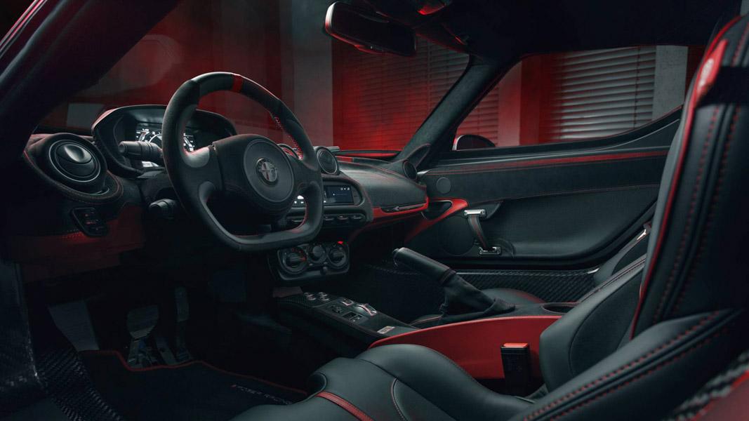 Pogea Racing Alfa Romeo 4C: Gần 500 mã lực trong một chiếc xe nhỏ nhắn - 4