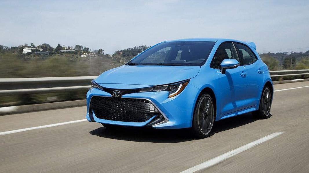Ngắm Toyota Corolla 2019: Đối thủ của Honda Civic và Chevrolet Cruze hatchback - 2