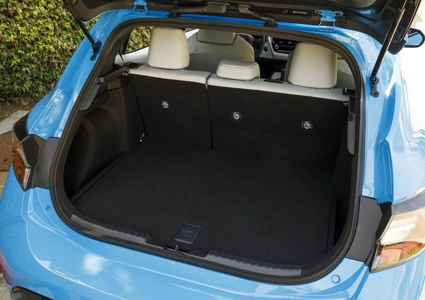 Ngắm Toyota Corolla 2019: Đối thủ của Honda Civic và Chevrolet Cruze hatchback - 7