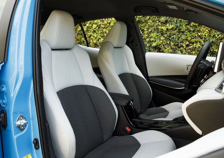 Ngắm Toyota Corolla 2019: Đối thủ của Honda Civic và Chevrolet Cruze hatchback - 5