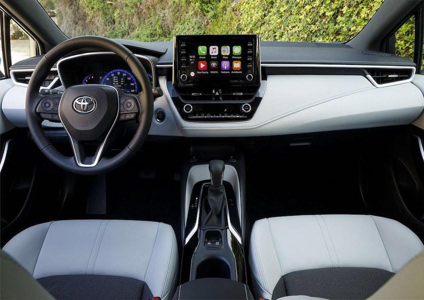 Ngắm Toyota Corolla 2019: Đối thủ của Honda Civic và Chevrolet Cruze hatchback - 3