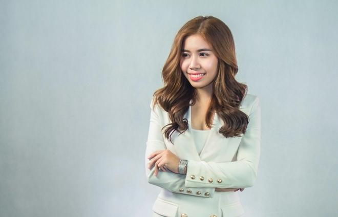 Nữ doanh nhân 9x Bùi Thuỷ Tiên: Thành công không trải sẵn hoa hồng - 1