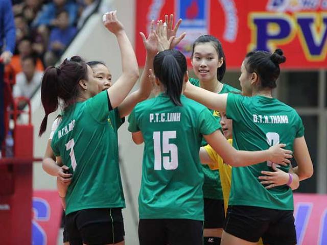 Lịch thi đấu và trực tiếp giải bóng chuyền nữ quốc tế cúp VTV9 Bình Điền 2018