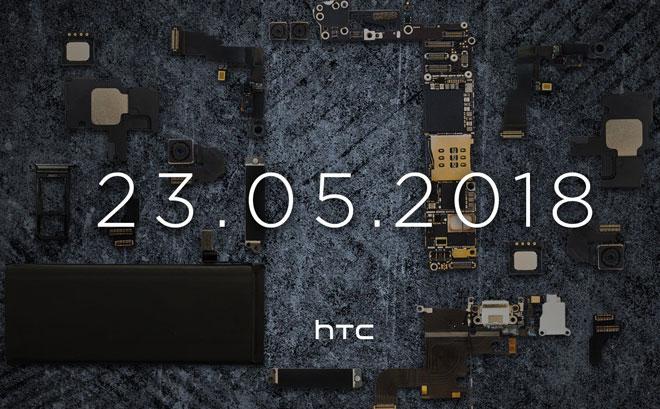 HTC U12+ dùng RAM 6GB, trình làng ngày 23/05 - 1