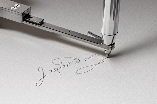 """Bút """"đại gia"""": Có khóa bảo mật, tự động viết chữ, giá 8,3 tỷ đồng - 1"""