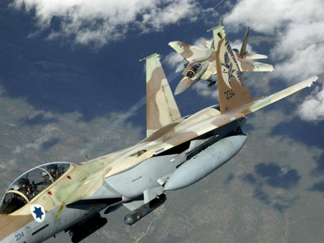 Israel giả dạng chiến đấu cơ Mỹ tấn công Syria, khiến Nga im lặng?