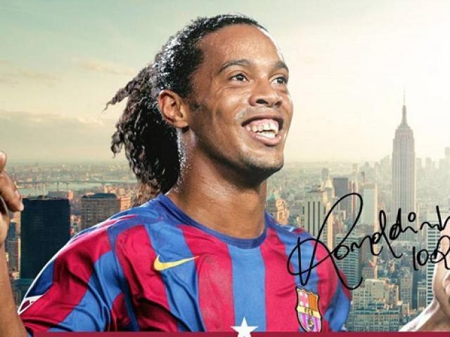 """VĐV """"lạ, dị"""" nhất hành tinh: Ronaldinho siêu vẩu cũng chào thua"""