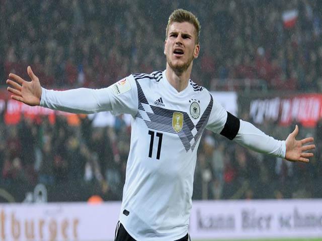 Chuyển nhượng MU: Tranh vua phá lưới Confed Cup với Bayern