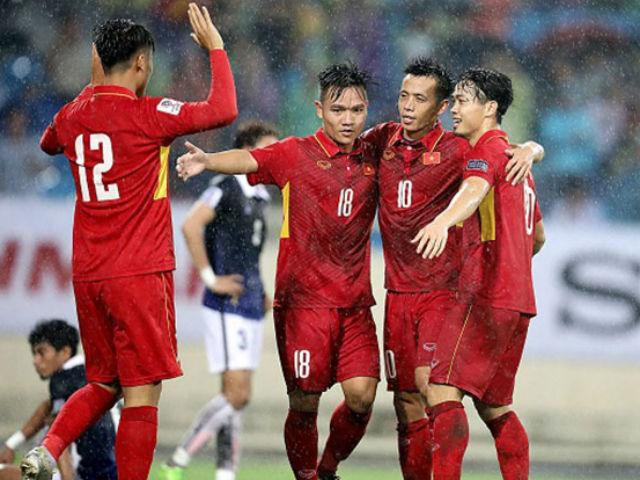 Bốc thăm Asian Cup 2019: ĐT Việt Nam đấu đệ tử Sir Alex, lại mơ kỳ tích U23