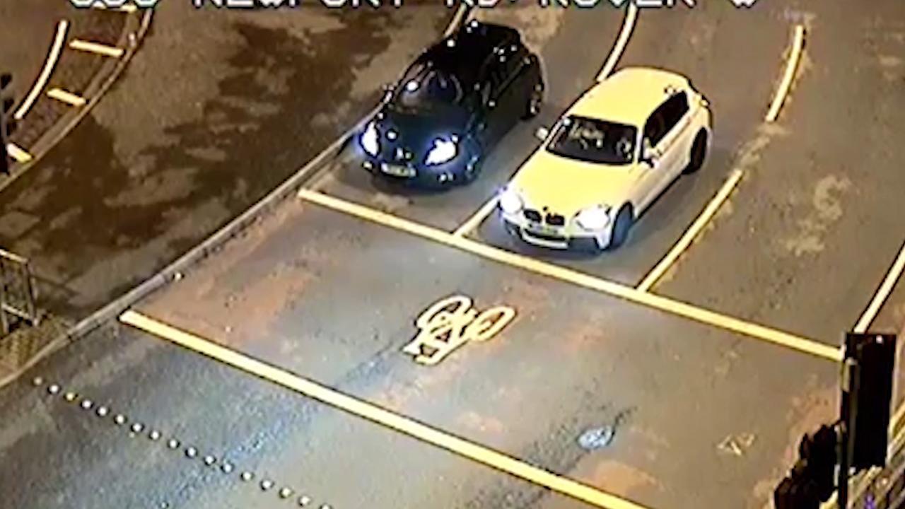 Rượt đuổi bằng ô tô như phim để đoạt mạng bạn gái cũ vì lý do không ai ngờ - 1