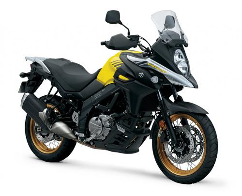 """Suzuki V-Strom 650 XT sẽ ra mắt tháng 7, """"dọa nạt"""" Kawasaki Versys 650 - 1"""