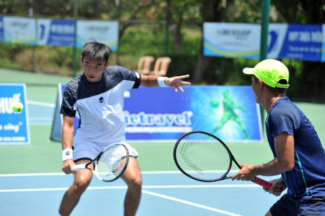 Tin thể thao HOT 5/5: Hoàng Nam trượt cúp vô địch đôi nam Vietnam F1 Futures - 1