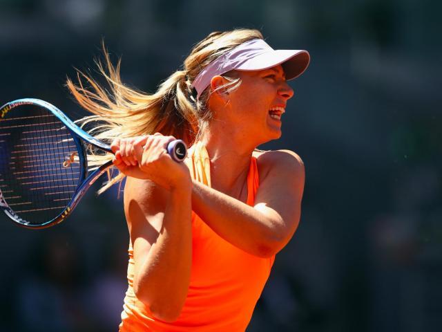 Sharapova - Buzarnescu: Đối thủ cứng đầu, bẻ khóa khéo léo