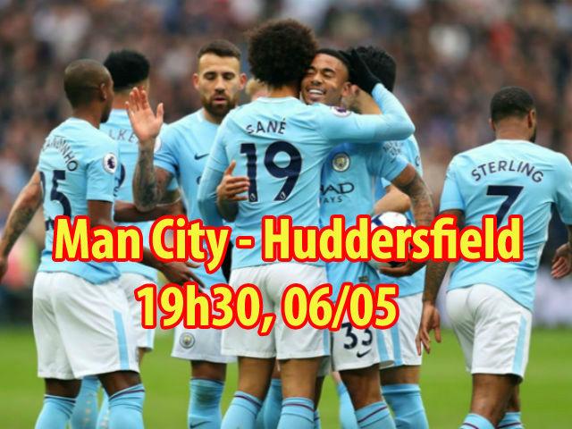 Man City – Huddersfield: Tân vương thăng hoa, săn 2 siêu kỷ lục