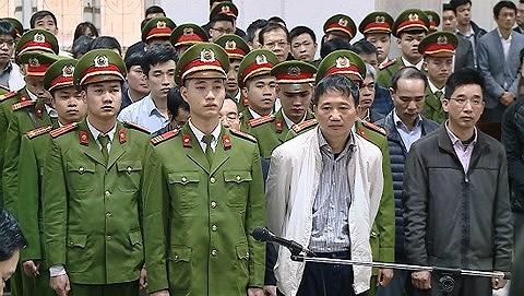 Ngày mai, xét xử phúc thẩm Trịnh Xuân Thanh và đồng phạm - 1