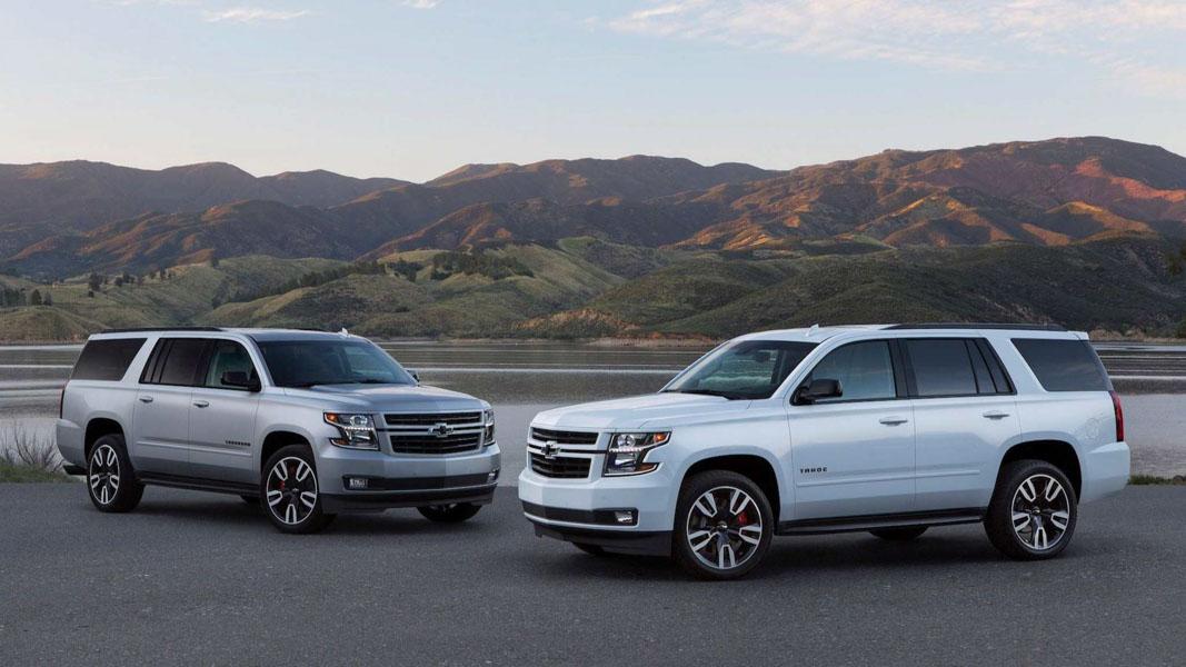 Chevrolet Suburban RST: Chiếc SUV ''khủng long'' siêu mạnh - 1