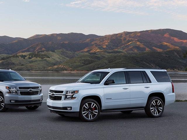 Chevrolet Suburban RST: Chiếc SUV ''khủng long'' siêu mạnh