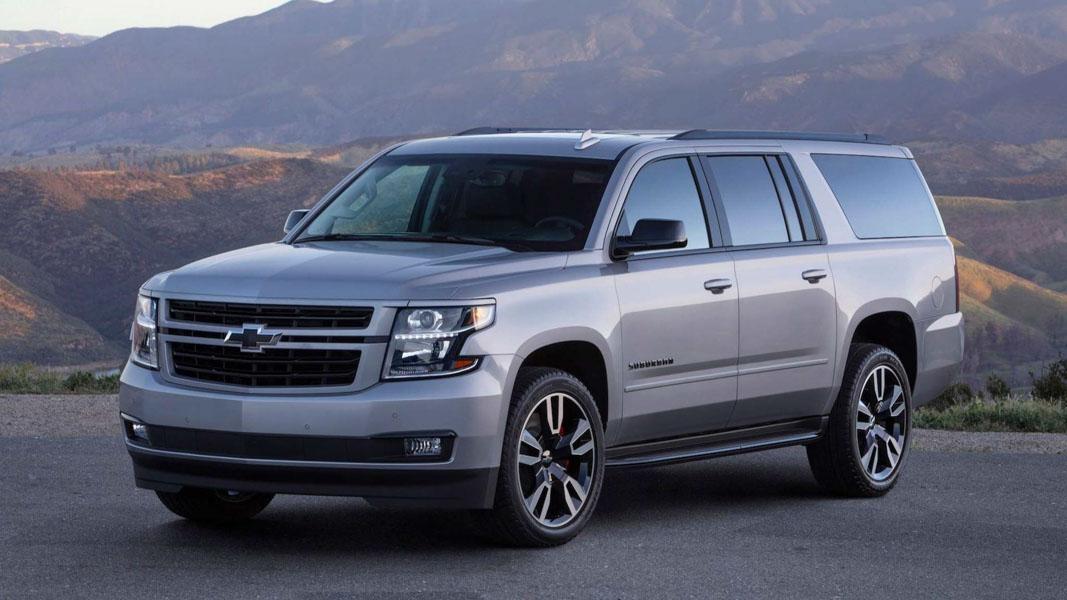 Chevrolet Suburban RST: Chiếc SUV ''khủng long'' siêu mạnh - 2