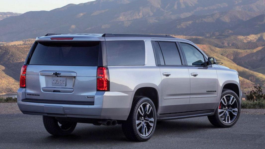 Chevrolet Suburban RST: Chiếc SUV ''khủng long'' siêu mạnh - 5