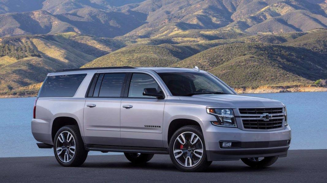 Chevrolet Suburban RST: Chiếc SUV ''khủng long'' siêu mạnh - 3